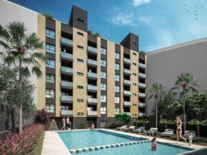 Lee más sobre el artículo Estas son las ventajas de vivir en un residencial con piscina