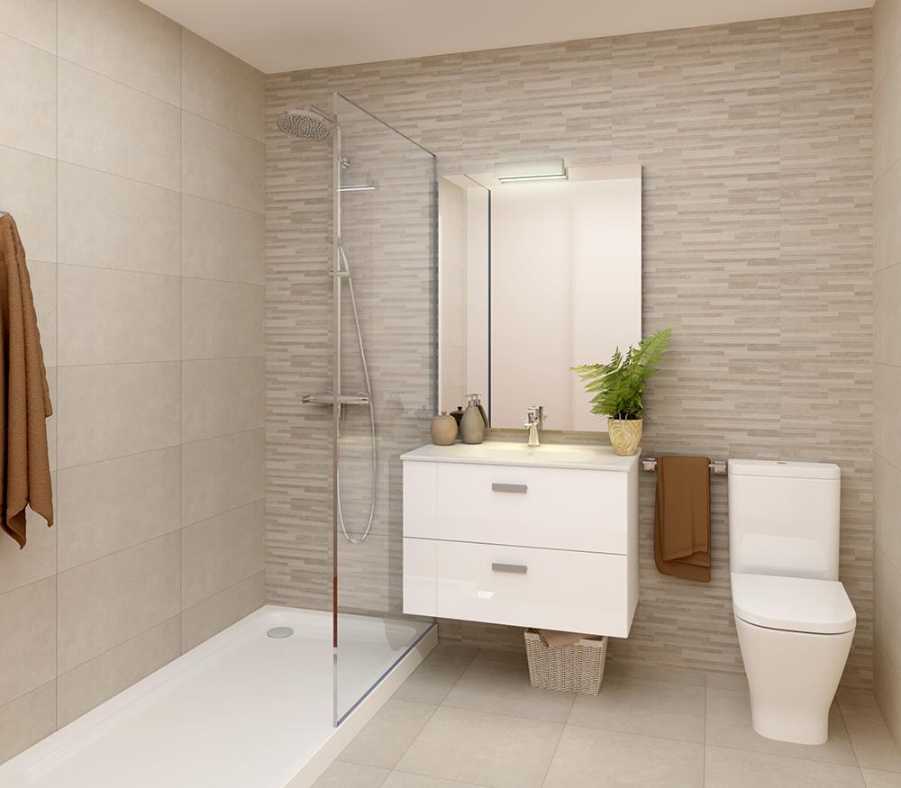 En este momento estás viendo ¿Dudas entre escoger plato de ducha o bañera? Te damos algunas claves para decidirte