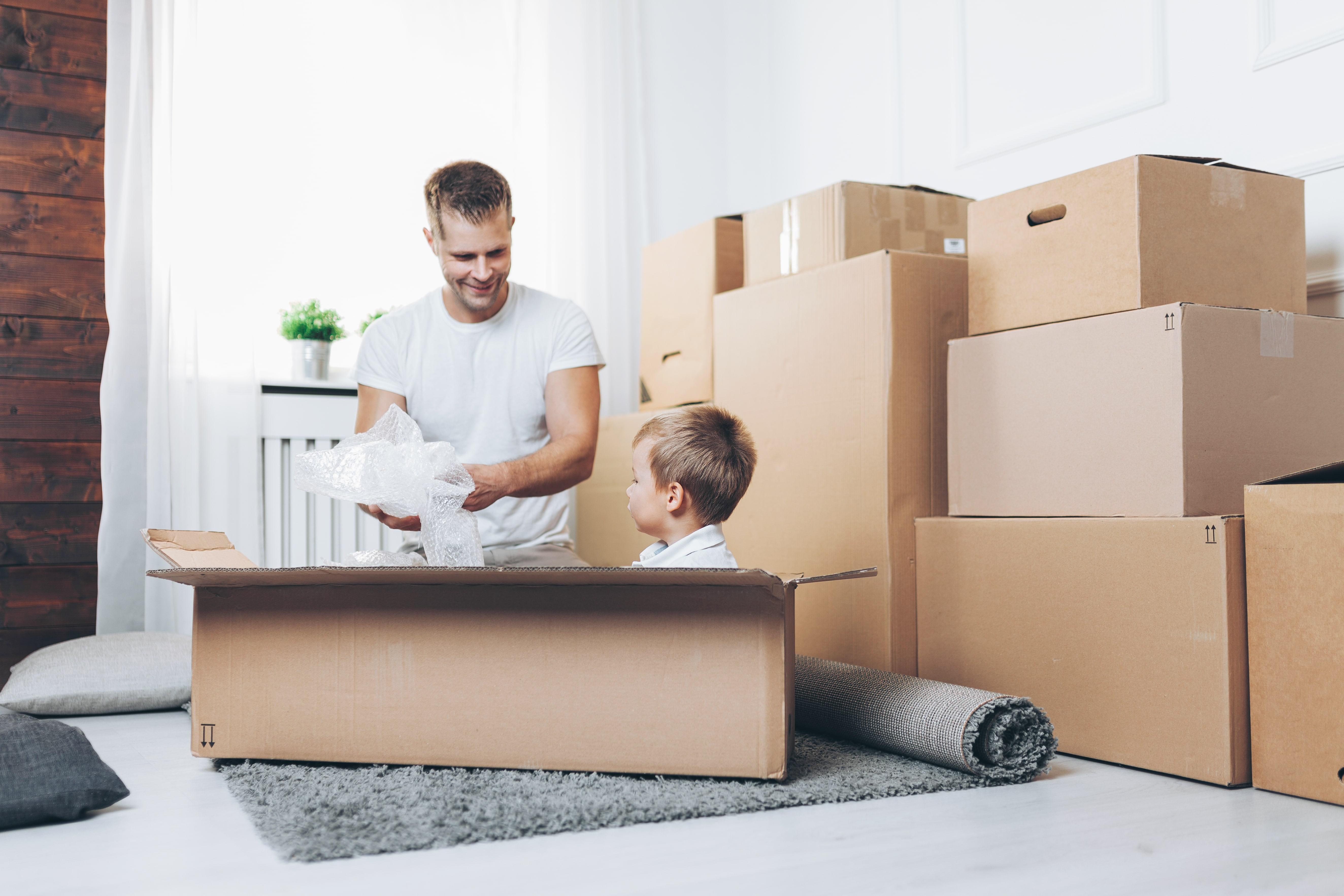 Claves para organizar la mudanza de tu casa