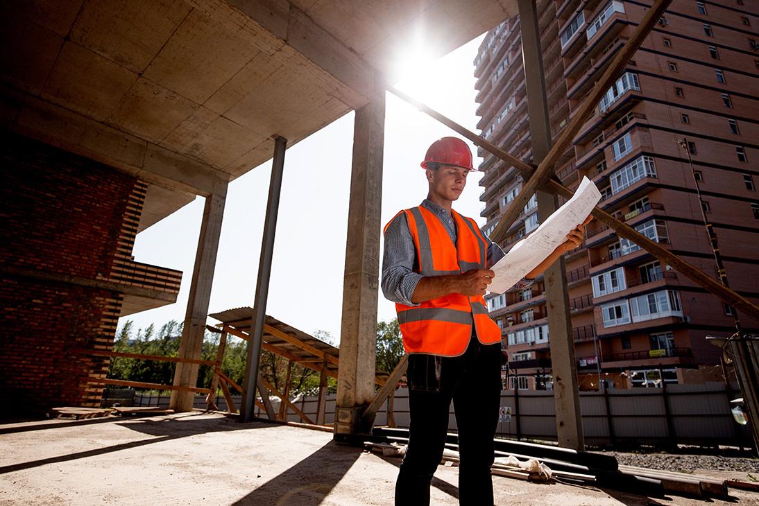 Estos son los trámites básicos para construir un edificio