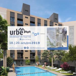 Firmus presenta su nueva promoción «Nerea Residencial» en Urbe 2019