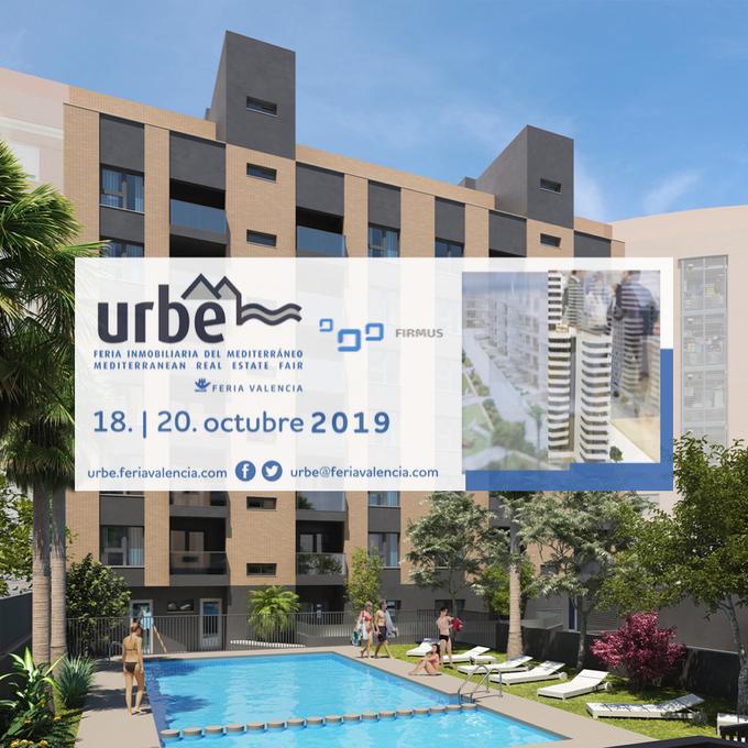 En este momento estás viendo Firmus presenta su nueva promoción «Nerea Residencial» en Urbe 2019