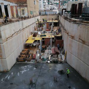 Las obras de Residencial Brasil y Parque Brasil avanzan a buen ritmo