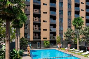 Viviendas con piscina: una apuesta segura
