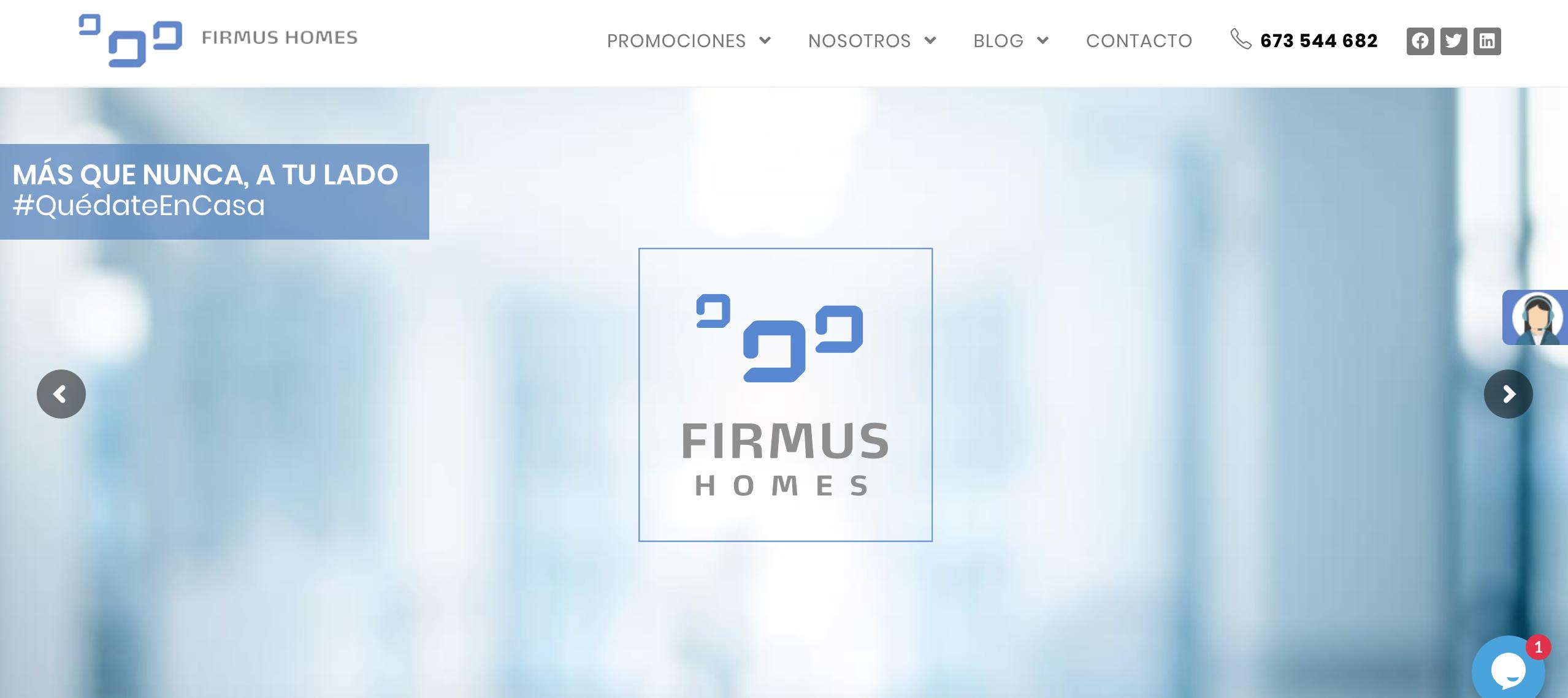 En este momento estás viendo ¡Estrenamos nueva web!
