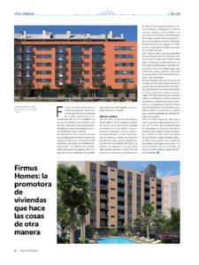 Especial Inmobiliario Plaza – Firmus Homes: la promotora de viviendas que hace las cosas de otra manera