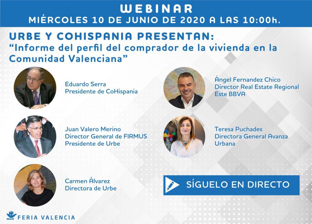En este momento estás viendo Juan Valero participa en la presentación del informe del perfil del comprador de la vivienda en la Comunitat Valenciana