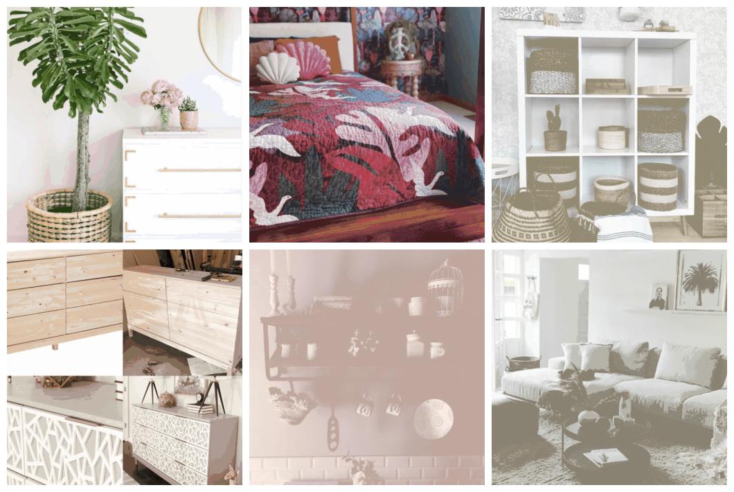 En este momento estás viendo 6 perfiles de Instagram  que te inspirarán y ayudaran a decorar tu casa