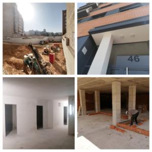 Así están las obras en nuestros 3 residenciales
