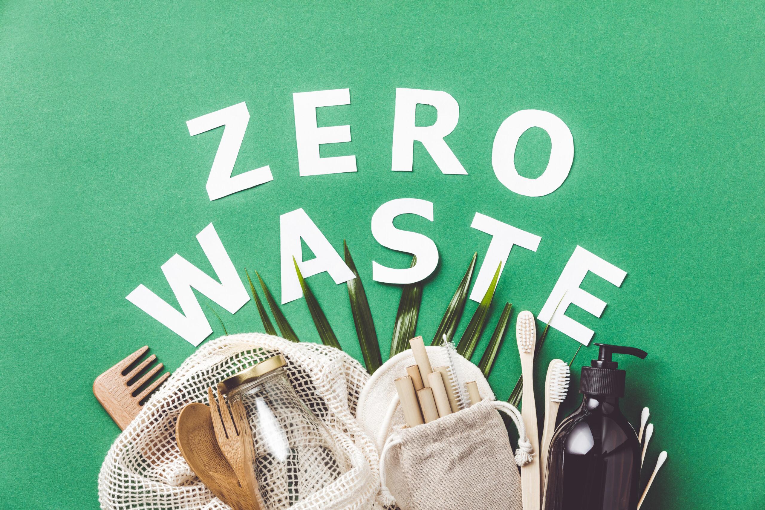 Por qué el Zero Waste es la mejor forma de salvar el planeta