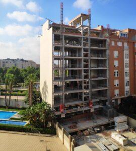 Lee más sobre el artículo Actualización estado de obra Parque Brasil y Nôrdes Residencial (junio)