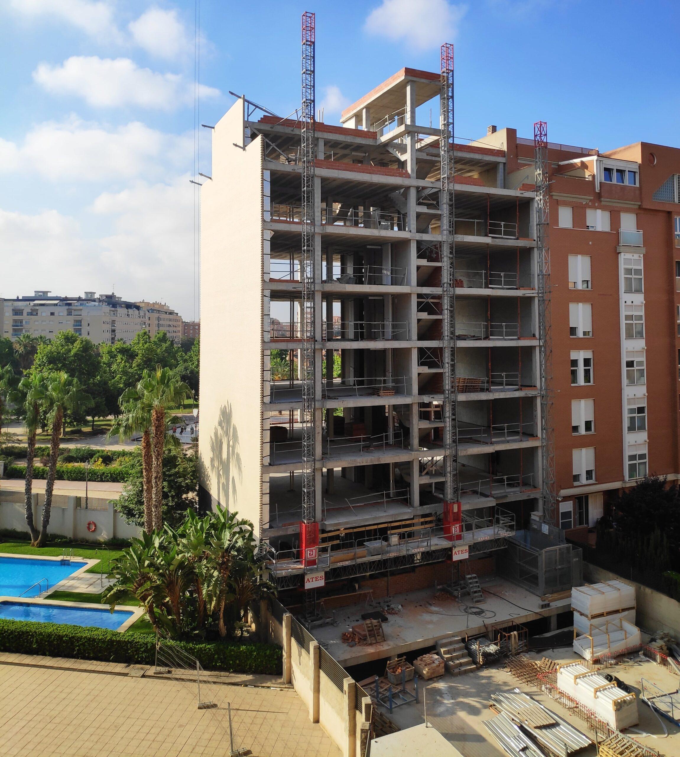 En este momento estás viendo Actualización estado de obra Parque Brasil y Nôrdes Residencial (junio)